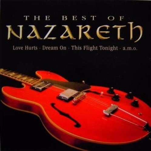 THE BEST OF NAZARETH CD
