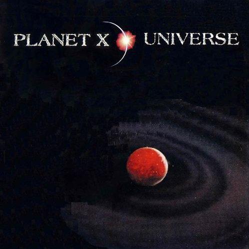 PLANET X - UNIVERSE CD