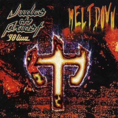 JUDAS PRIEST - 98 LIVE MELTDOWN CD