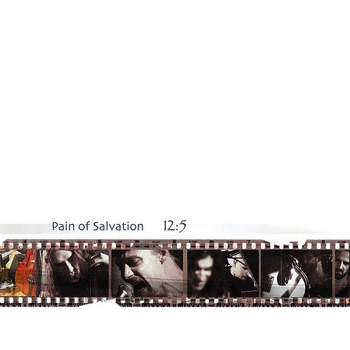 PAIN OF SALVATION - 12:5 CD