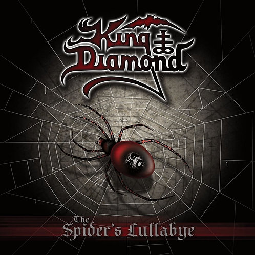 KING DIAMOND - THE SPIDERS LULLABYE CD