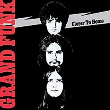 GRAND FUNK - CLOSER TO HOME CD