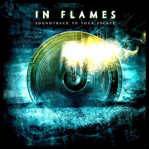 IN FLAMES - SOUNDTRACK TO YOUR ESCAPE CD