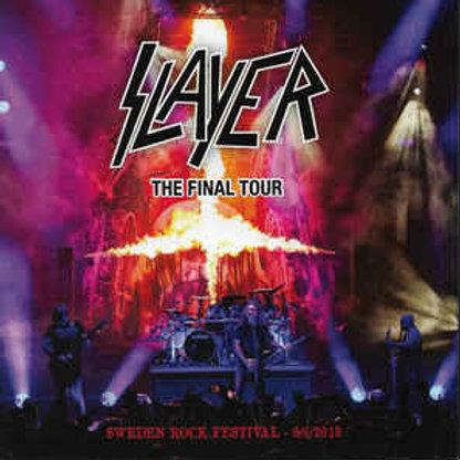 SLAYER - THE FINAL TOUR CD