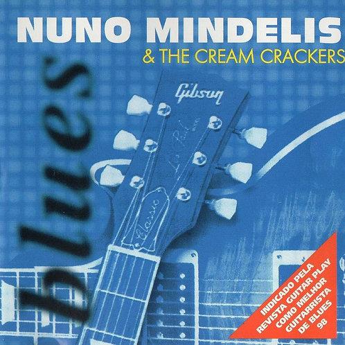 NUNO MINDELIS & THE CREAM CRAKERS CD