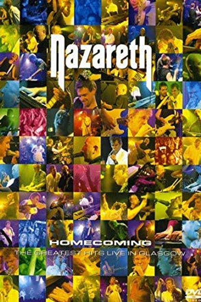 NAZARETH - HOMECOMING CD