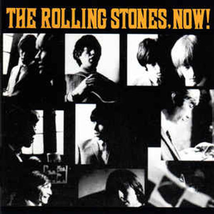THE ROLLING STONES - NOW! CD