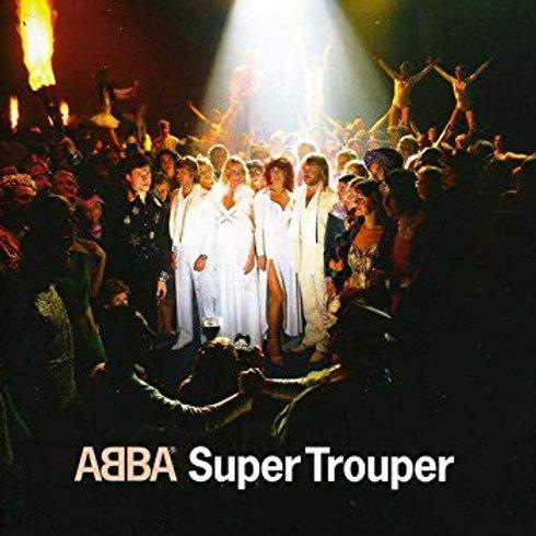 ABBA - SUPER TROUPER CD
