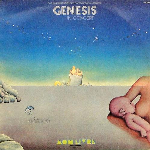 GENESIS - IN CONCERT LP