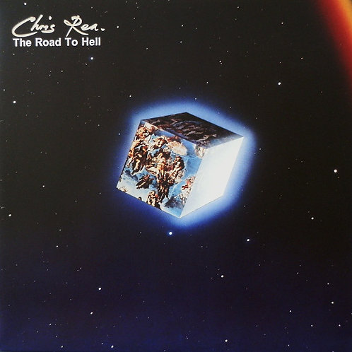 CHRIS REA - THE ROAD TO HELL LP