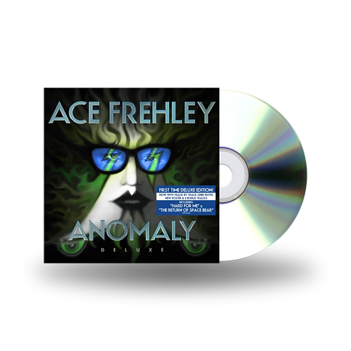 ACE FREHLEY - ANOMALY CD
