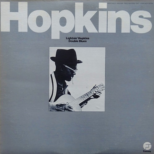 HOPKINS - DOUBLE BLUES DUPLO LP