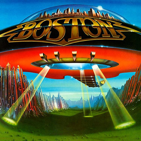 BOSTON - DON´T LOOK BACK CD