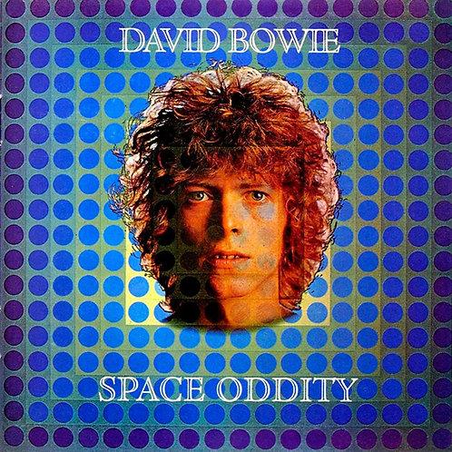 DAVID BOWIE - SPACE ODDITY CD