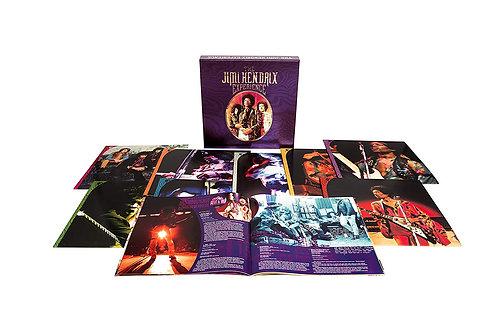 JIMI HENDRIX - EXPERIENCE LP BOX SET