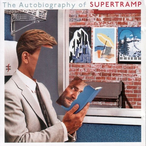 SUPERTRAMP - THE AUTOBIOGRAPHY LP
