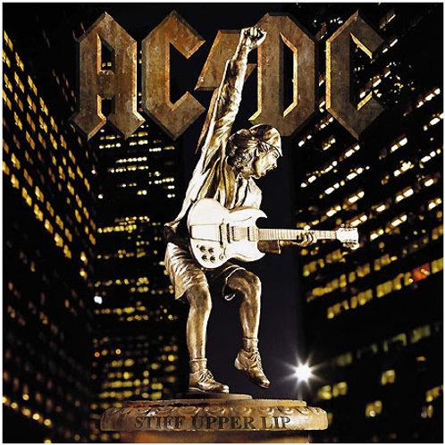 AC/DC - STIFF UPPER LIP CD DIGIPACK