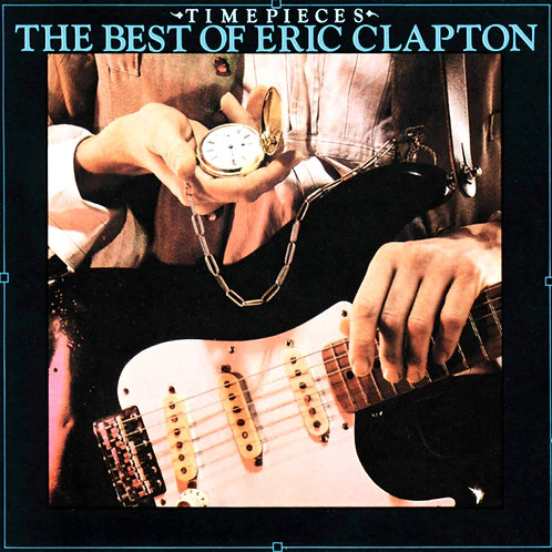 THE BEST OF ERIC CLAPTON - TIME PIECES LP