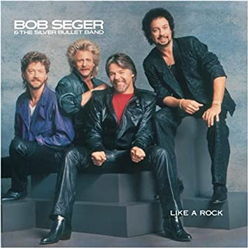 BOB SEGER & THE SILVER BAND - LIKE A ROCK CD