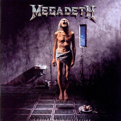 MEGADETH - COUNTDOWN TO EXTINCTION BONUS CD