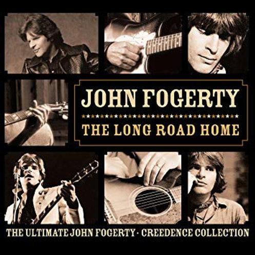 JOHN FOGERTY - THE LONG ROAD HOME CD