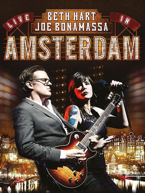 BETH HART/JOE BONAMASSA - LIVE AMSTERDAM DVD