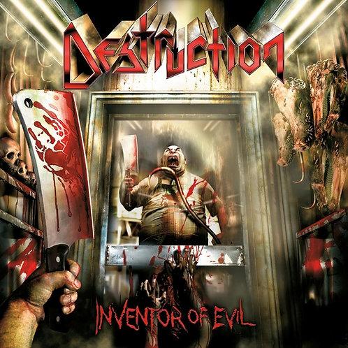 DESTRUCTION - INVENTOR OF EVIL CD