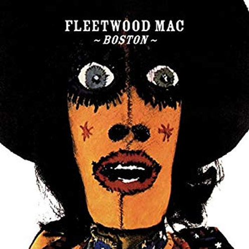 FLEETWOOD MAC - BOSTON DUPLO LP