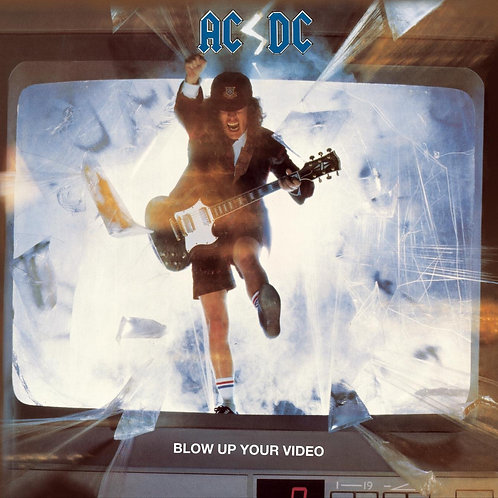 AC/DC - BLOW UP YOUR VIDEO CD DIGIPACK