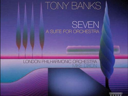 TONY BANKS - SEVEN CD