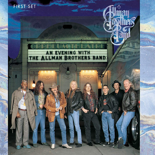 AN EVENING WITH THE ALLMAN BROTHERS CD