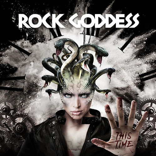 ROCK GODDESS - THIS TIME CD
