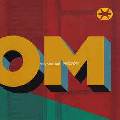 KING CRIMSON - VROOOM CD