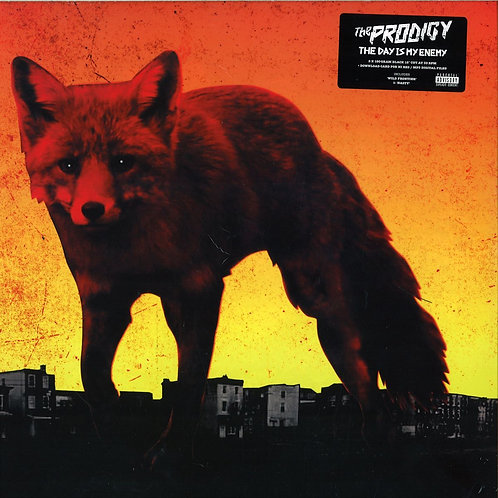 THE PRODIGY - THE DAYS OF THE MY ENEMY CD