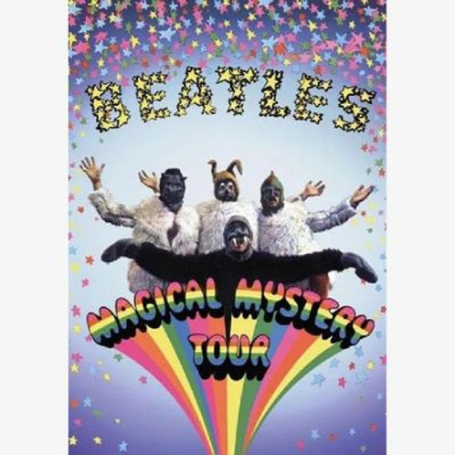 THE BEATLES - MAGICAL MYSTERY TOUR DVD