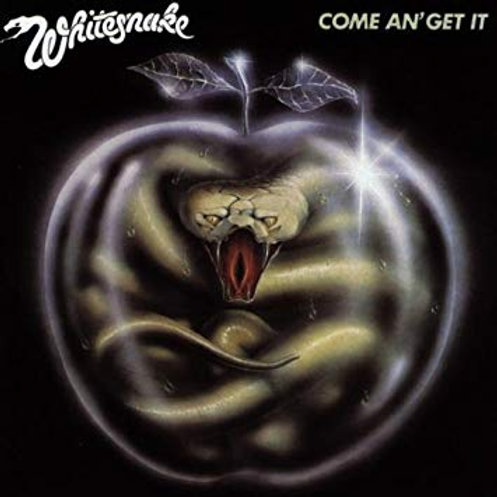 WHITESNAKE - COME AN´ GET IT LP