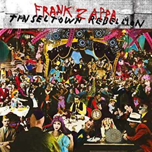 FRANK ZAPPA - TINSELTOWN REBELLION CD