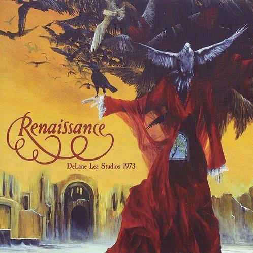 RENAISSANCE - DE LANE LEA STUDIOS 1973 CD