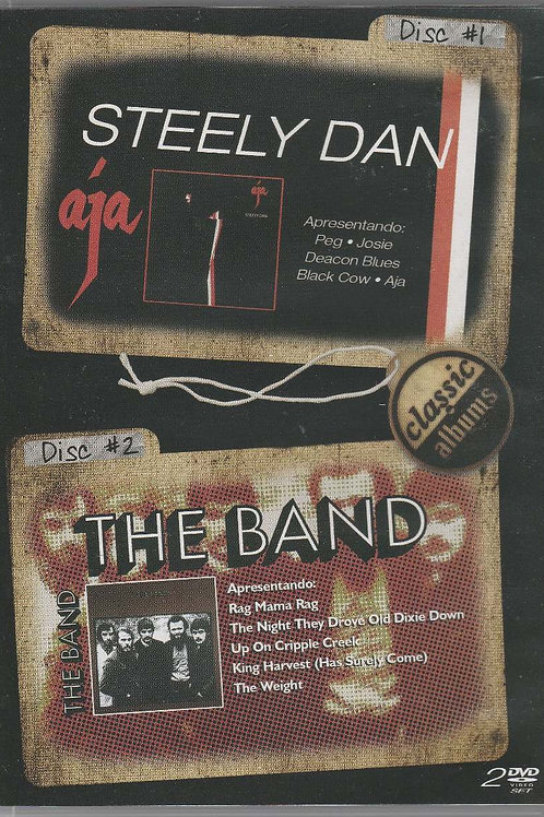 STEELY AJA THE BAND - DUPLO DVD