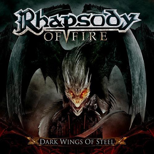 RHAPSODY OF FIRE - DARK WINGS OF STEEL CD