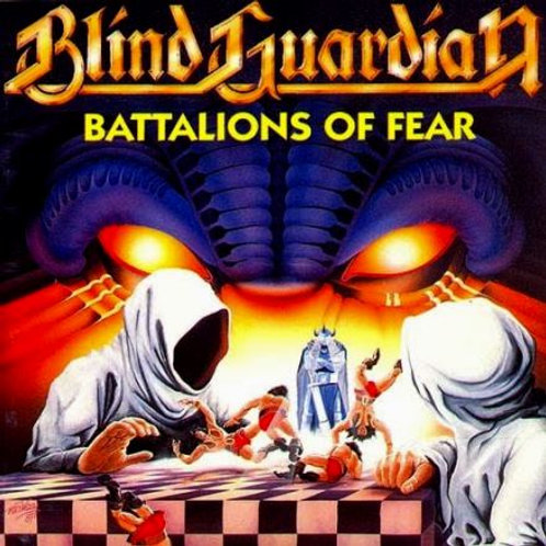 BLIND GUARDIAN - BATTALIONS OF FEAR CD