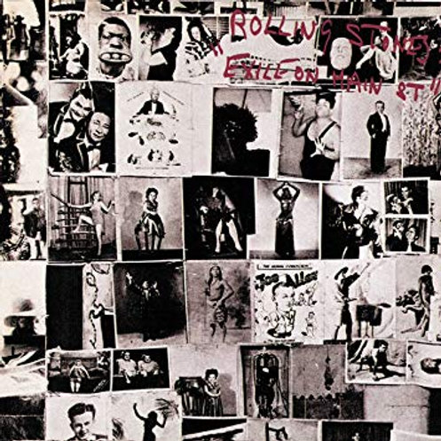 THE ROLLING STONES - EXILE ON MAIN ST. CD