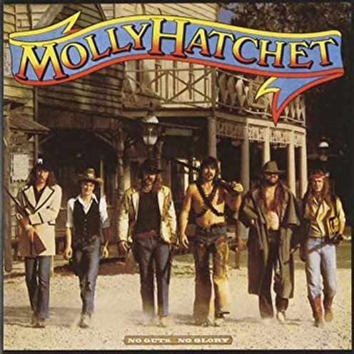 MOLLY HATCHET - NO GUTS...NO GLORY CD