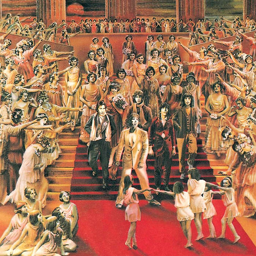 THE ROLLING STONES - IT´S ONLY ROCK ´N ROLL LP