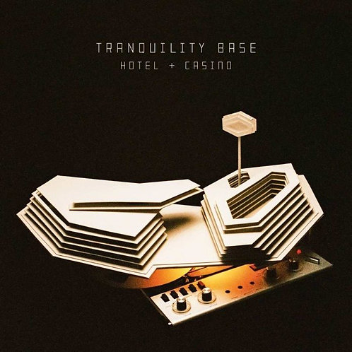 ARCTIC MONKEYS - TRANQUILITY HOTEL + CASINO CD