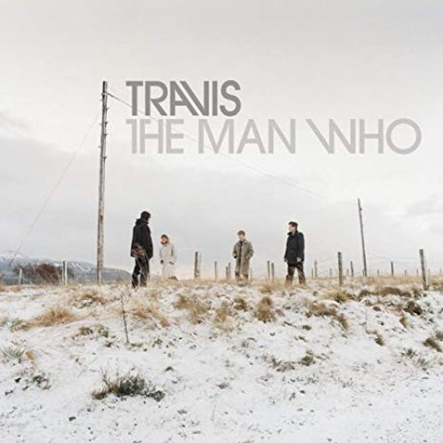 TRAVIS - THE MAN WHO CD