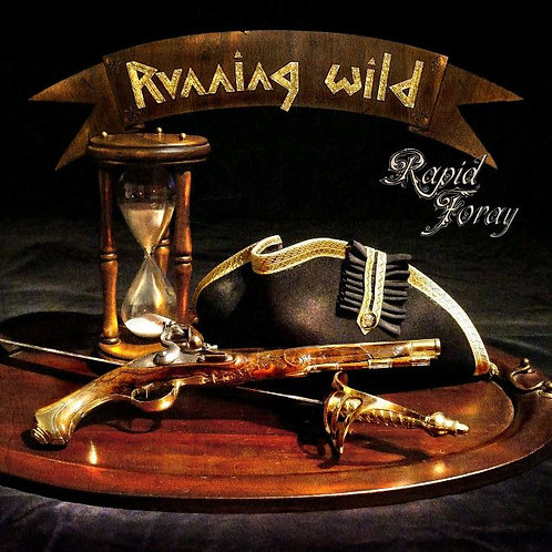 RAVAAIAG WILD CD DIGIPACK