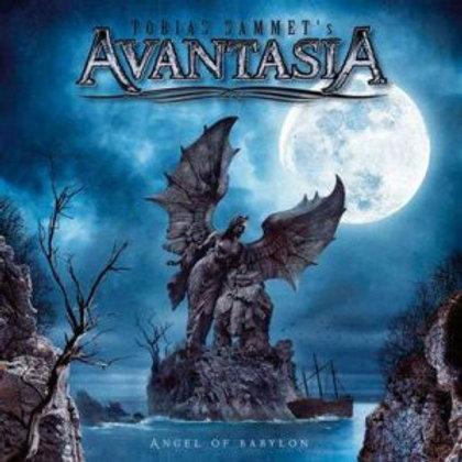 AVANTASIA - ANGEL OF BABYLON CD