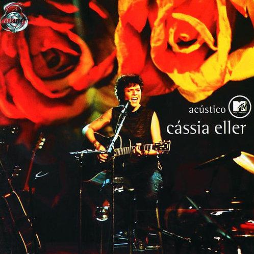 CASSIA ELLER  - ACÚSTICO CD