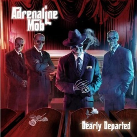 ADRENALINE - DEARLY DEPARTED CD